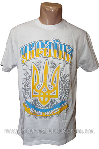 Патріотичні футболки з українською символікою. Товары и услуги компании