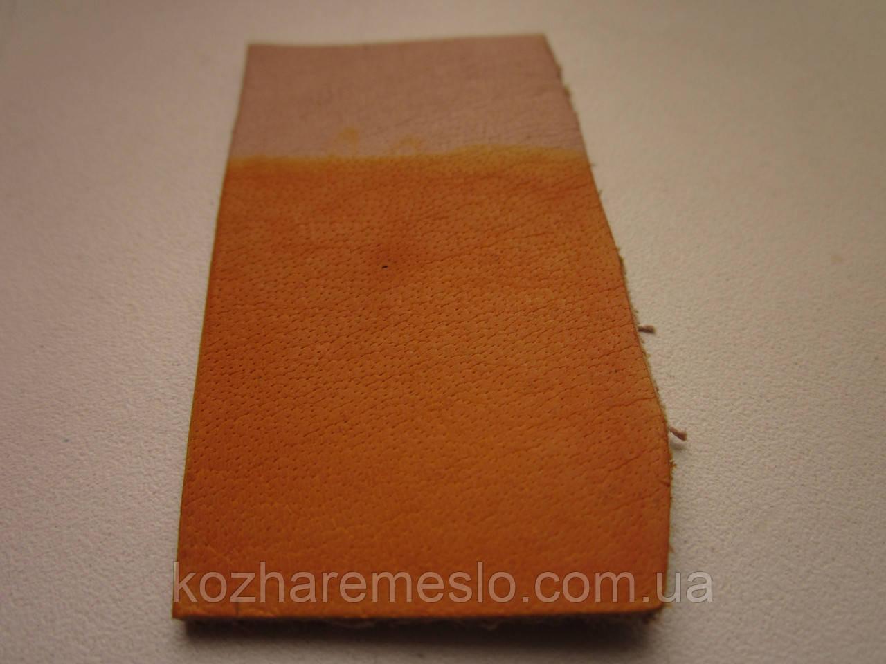 Краска для кожи спиртовая TOLEDO SUPER 200 мл абрикосовая