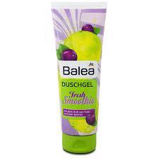 Гель для душа Balea Fresh Smoothie лимон+ягода асаи 250мл