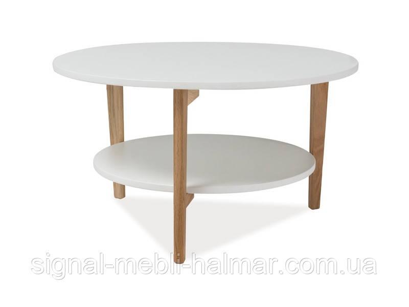 Журнальный столик  Larvik C деревянный SIGNAL