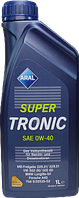 Моторное масло Aral SuperTronic sae 0w40 1л