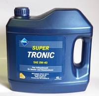 Моторное масло Aral SuperTronic sae 0w40 4л