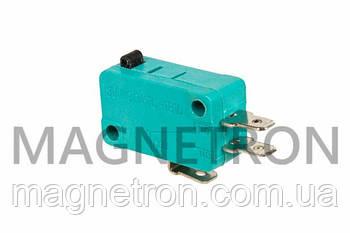 Микровыключатель KW1-103 (на три контакта) для микроволновой печи