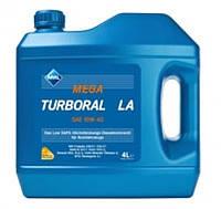 Моторное масло Aral MegaTurboral LA sae 10w40 4л
