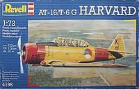 AT-16/T-6G HARVARD 1/72 REVELL 4198