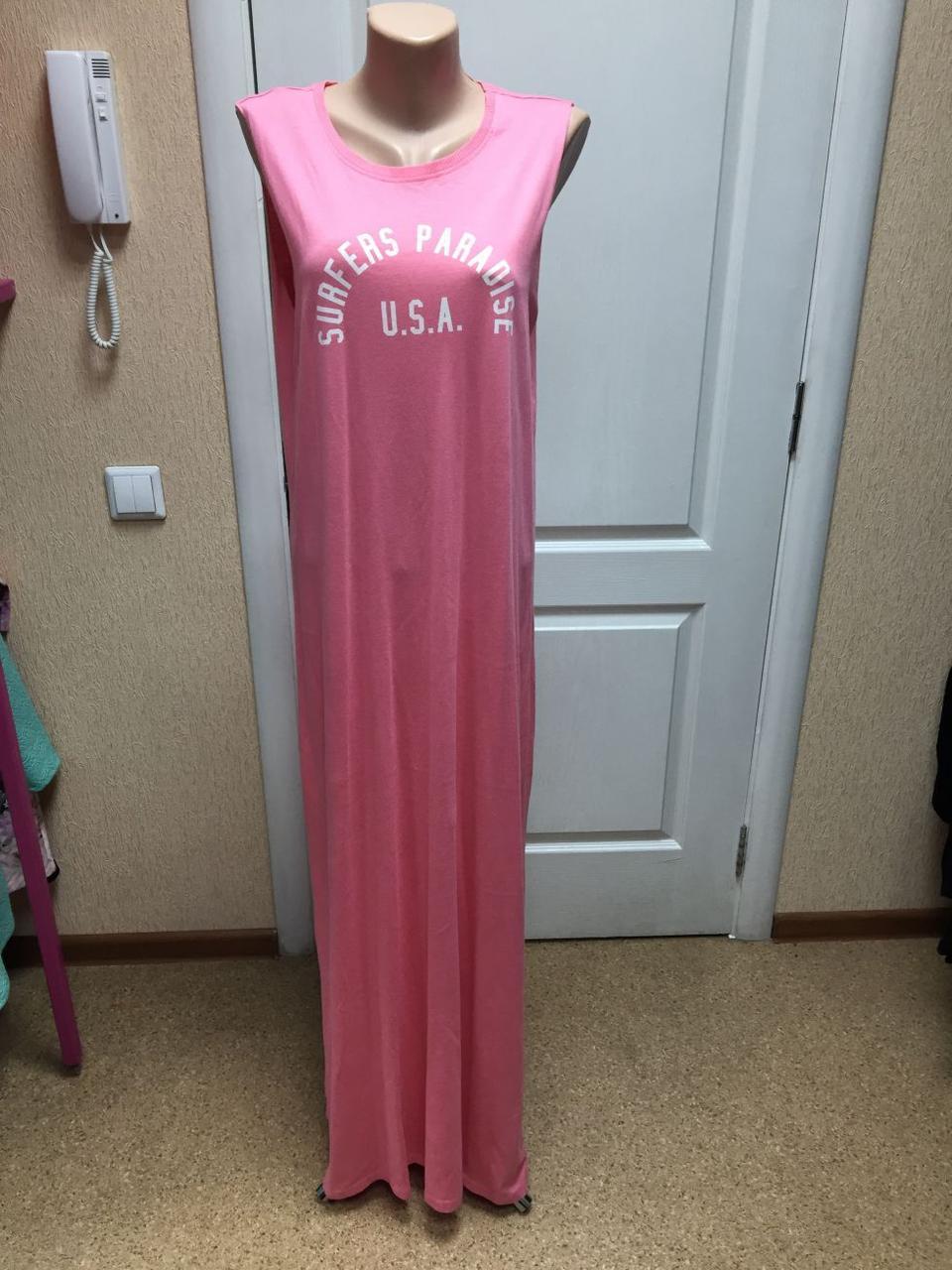 33e07f59655dedb Женское платье в пол Only коралловое спортивное, цена 321 грн., купить в  Чернигове — Prom.ua (ID#538805588)