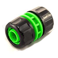 Компактный коннектор для шланга 1 дюйм, муфта соединительная 4042, пластик, упаковка 10 шт.