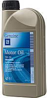 Моторное масло GM Genuine Dexos 2 LongLife 5w30 1л