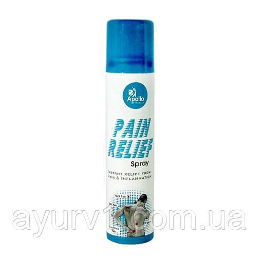 Спрей / Apollo Pharmacy Pain Relief Spray/ 35 г