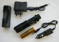 Фонарь аккумуляторный Bailong Police BL-1812-T6