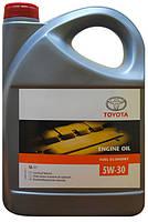 Масло моторное TOYOTA  5W-30 Fuel Economy 5л