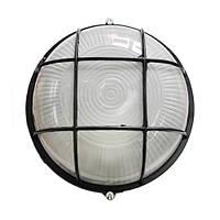 Светодиодный светильник MAGNUM MIF 012 100Вт под лампу с цоколем Е27 с решеткой черный