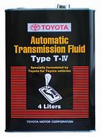 Жидкость для АКПП TOYOTA  ATF Type T-IV   4л