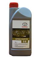 Жидкость для АКПП и гидроусил. руля Toyota ATF Dexron III 1л