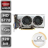 Видеокарта PCI-E ATI MSI R5770 HAWK HD5770 (1Gb/GDDR5/128bit/HDMI/DVI/DP) б/у