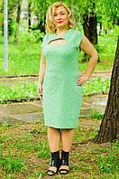Нарядное женское платье с пиджаком