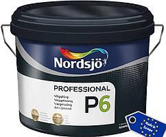 Краска для стен Sadolin Pro P6 BW 2.5л