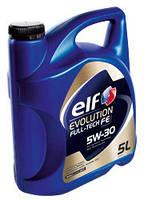 Моторное масло Elf Evolution Full-Tech LLX 5W30  5л