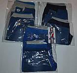 Бриджи для мальчиков, джинс + трикотаж, рост 98, ТМ  Active sport, фото 2