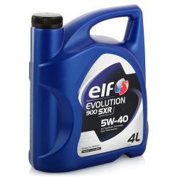 Моторное масло Elf Evolution 900 SXR 5W40  4л