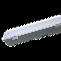 Линейный светодиодный светильник Maxus Line 1200mm 40W 3600Lm IP65 пластик