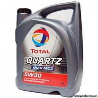 Масло моторное TOTAL QUARTZ INEO MC3 5W-30  API SL/CF 5L