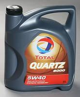 Масло моторное TOTAL QUARTZ 9000 5W-40 5L