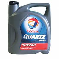 Масло моторное TOTAL QUARTZ 7000 10W-40 4L