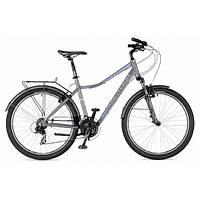 "Велосипед 26"" Author 2015 Opus, цвет серый, рама 17"""