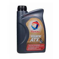 Трансмиссионные масла TOTAL TRANSMISSION FLUIDE ATX 1L