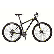 """Велосипед 29"""" Giant 2015 Revel 0 матовый черный/желтый L/20"""