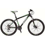 """Велосипед 26"""" Giant 2015 Rincon Disc матовый черный/зеленый М/19"""