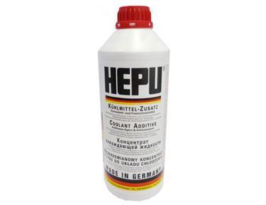 Антифриз HEPU P999-G12   1,5L