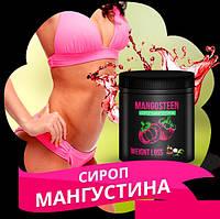 Здоровое похудение вместе с сиропом Мангустин