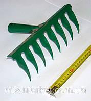 Грабли витые 6 зубцов (порошковая покраска)