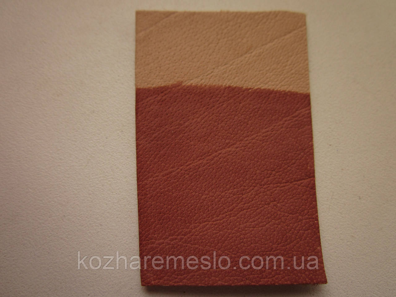 Краска для кожи спиртовая TOLEDO SUPER 50 мл каштановая