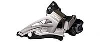 Переключатель передний Shimano XTR FD-M9025, 2X11 TOP-SWING, 34,9/31,8мм адапт, универс.тяга