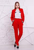 Красные женские брюки Корато