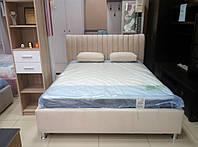 Двухспальные кровать Люкс МАНЧЕСТЕР 160х200 без матраса  двуспальная