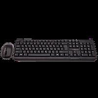 Беспроводной набор, Клавиатура + Мышь  LogicPower LF-KM 104 Combo black Wireless