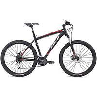 """Велосипед 27.5"""" Fuji 2015 Nevada 1.4 черный/красный, рама 21"""""""