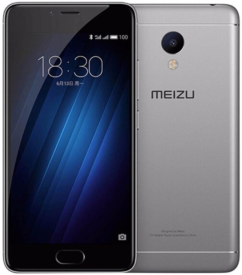 Meizu М3S gray  3/32 Gb