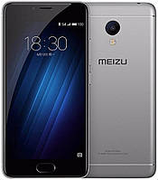 Meizu М3S gray  3/32 Gb , фото 1