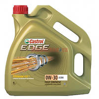 Моторное масло Castrol EDGE 0W-30 A3/B4 Titanium 4л