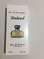 Туалетная вода оптом Burberry Weekend Woman 10ml с феромонами