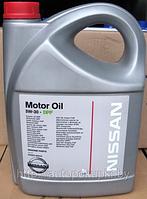 Масло моторное NISSAN  5W-30 5L