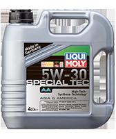LIQUI MOLY SAE 5W-30 SPECIAL TEC AA 4л масляный фильтр в подарок