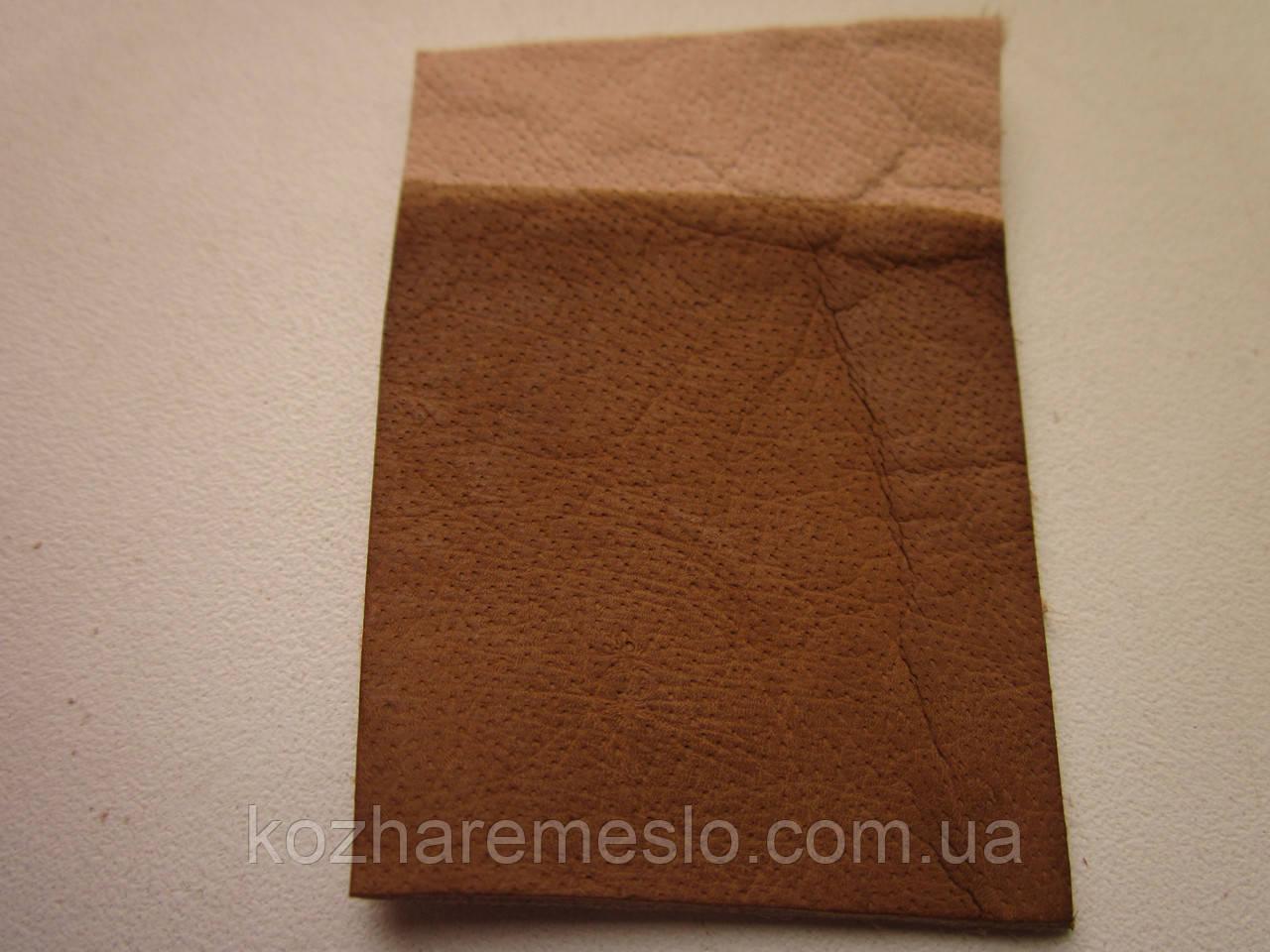 Краска для кожи спиртовая TOLEDO SUPER 50мл дерево (средне - коричневая)