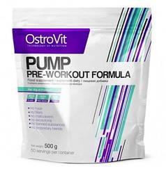 Ostrovit Pump Pre-Workout Formula 500 грамм