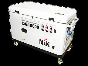 Дизельные генераторы NIK серии DG10000, фото 2